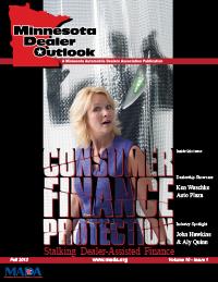 Minnesota Dealer Outlook Fall 2013