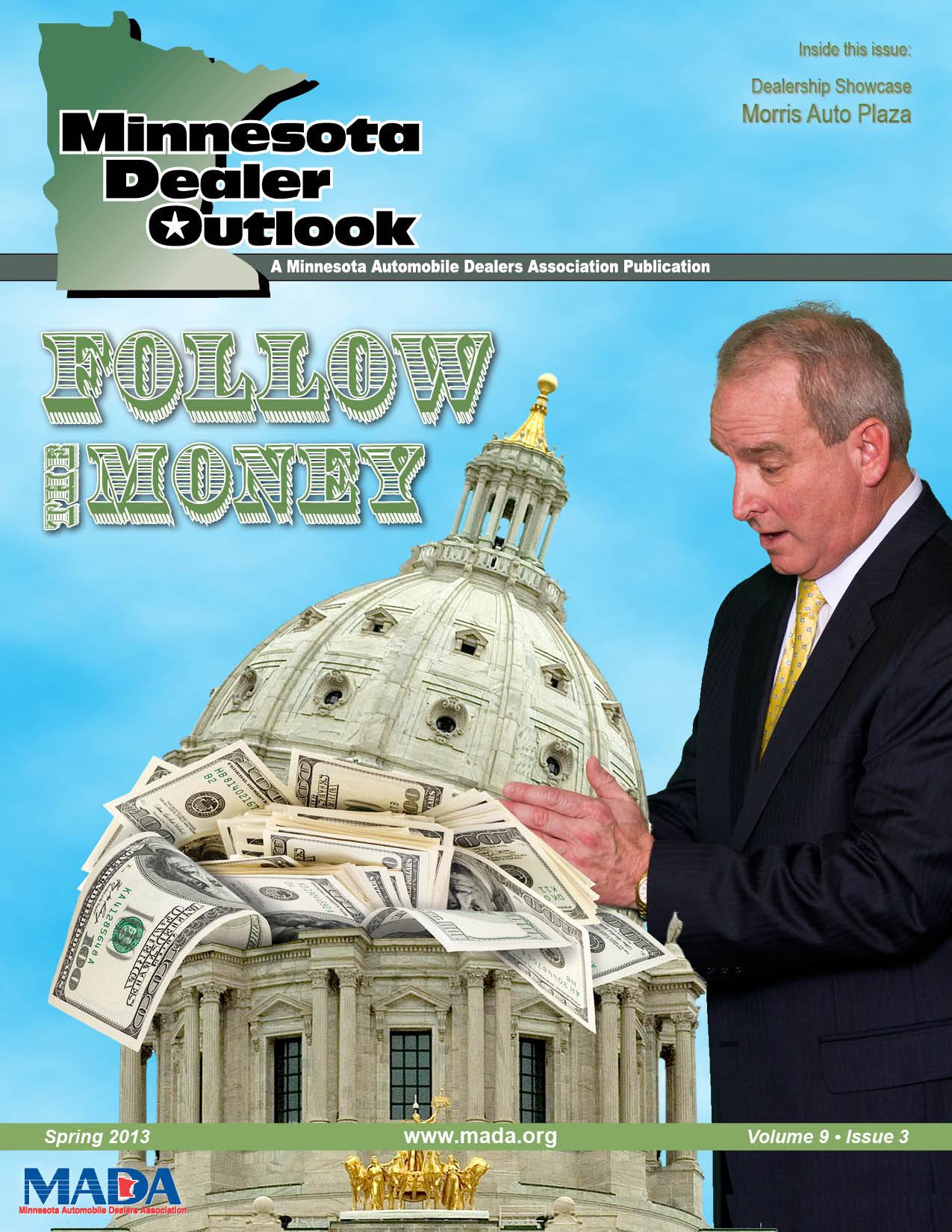 Minnesota Dealer Outlook Spring 2013